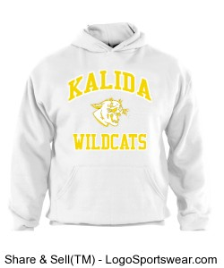 Kalida Wildcats Sweatshirt Design Zoom